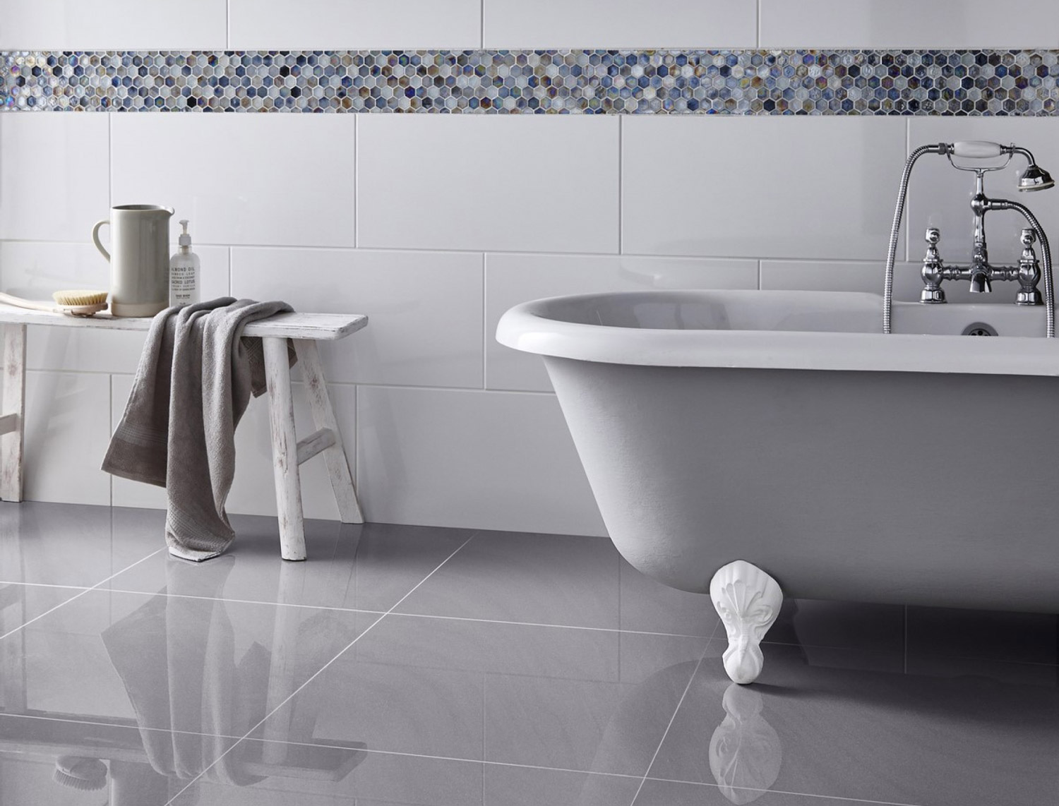 Popular Bathroom Wall Tiles